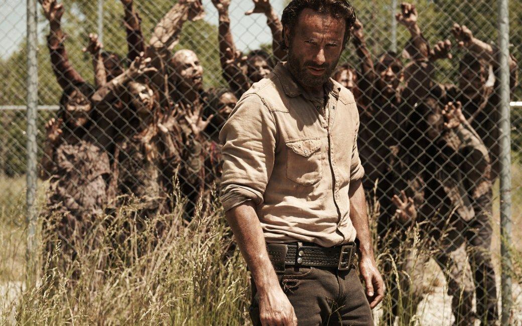 Создатель «Ходячих мертвецов» подтвердил, что Эндрю Линкольн покинет сериал в девятом сезоне | Канобу - Изображение 1