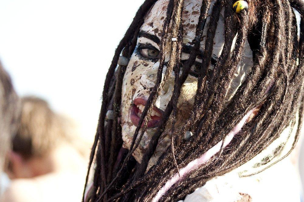Лучшие фотографии с красноярского зомби-парада | Канобу - Изображение 1