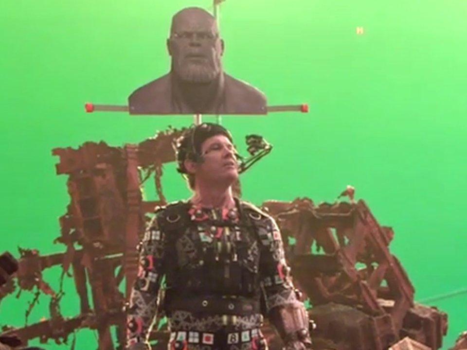 Таноса внекоторых сценах «Финала» играл один изрежиссеров фильма | - Изображение 0