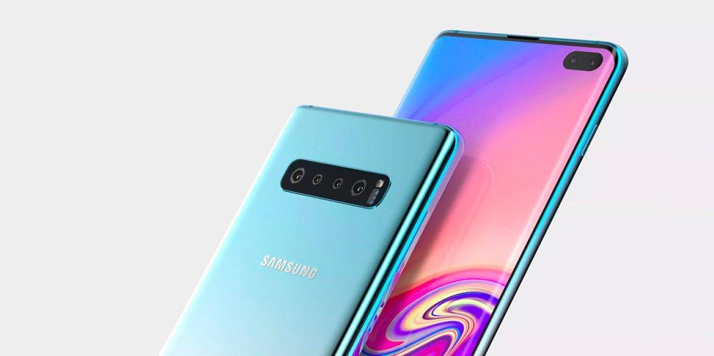 СМИ: стала известна дата выхода смартфонов серии Galaxy S10 и ихзаоблачная цена | Канобу - Изображение 1712