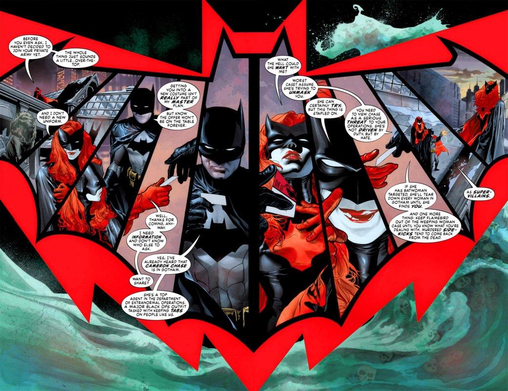 История Бэтвумен: как менялась лесбийская бэт-икона | Канобу - Изображение 25