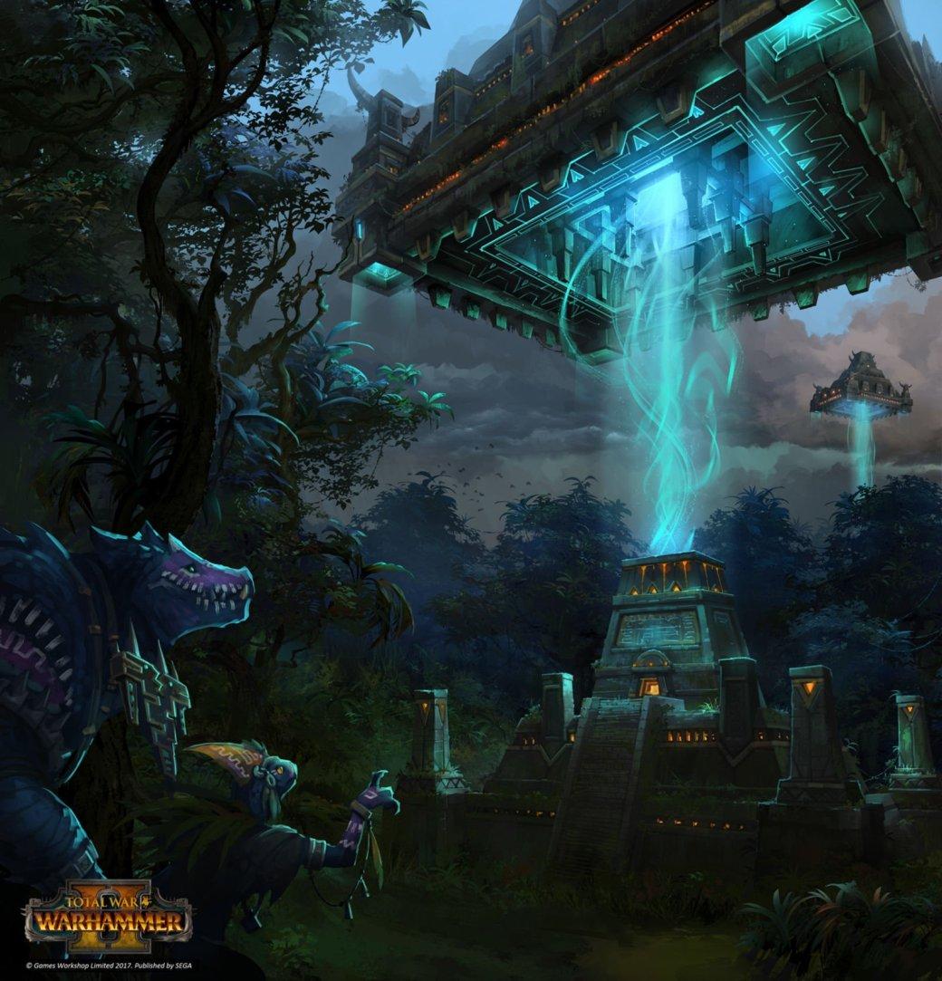 Взгляните напотрясающие концепт-арты Total War: Warhammer II. - Изображение 24