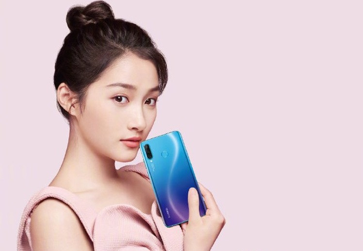 Huawei представила смартфон Nova4e: стильный середняк для любителей селфи | Канобу - Изображение 1