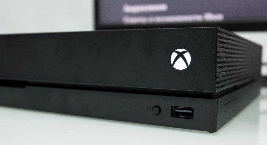 Обзор Xbox One X - характеристики консоли Microsoft, сравнение с PS4 Pro, видео | Канобу - Изображение 9466