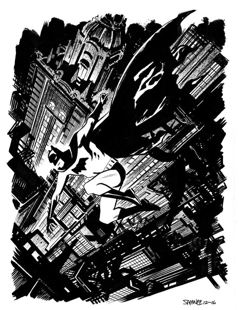 Супергерои Marvel и DC в рисунке Криса Сомни | Канобу - Изображение 8814