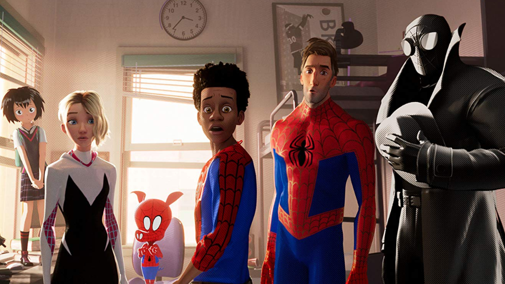 Рецензия наанимационный фильм «Человек-паук: через вселенные» | Канобу - Изображение 5