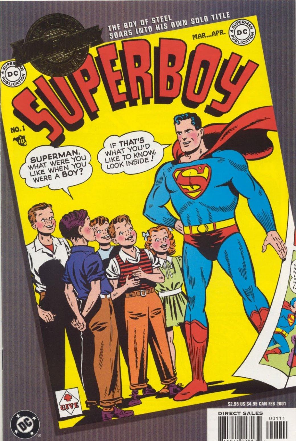 История Супермена иэволюция его образа вкомиксах | Канобу - Изображение 7