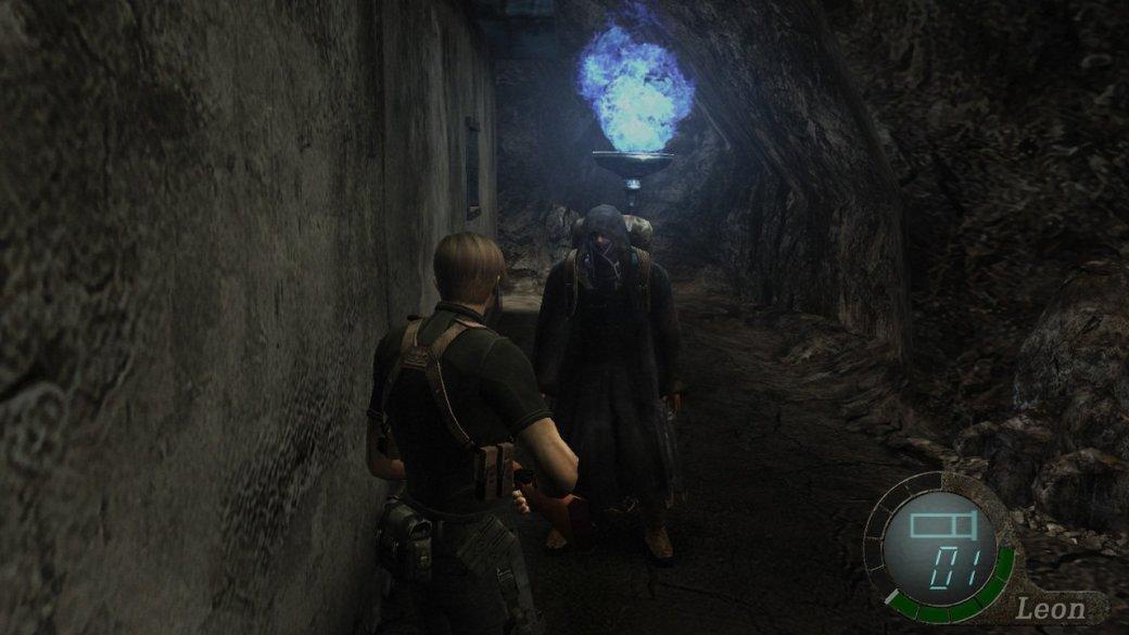 Как Resident Evil 4 выглядит иработает наNintendo Switch | Канобу - Изображение 0