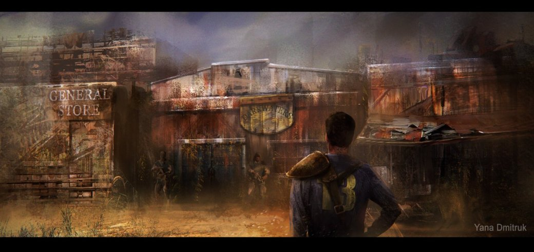 Лучший арт мира Fallout | Канобу - Изображение 92