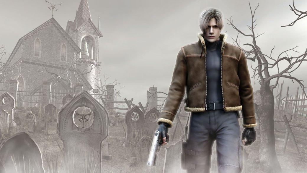 Как Resident Evil 4 выглядит иработает наNintendo Switch | Канобу