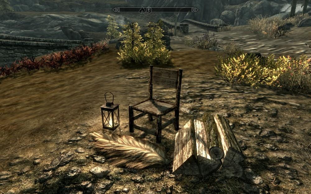 Гифка дня: накакой стул сядешь вThe Elder Scrolls 5: Skyrim?. - Изображение 1