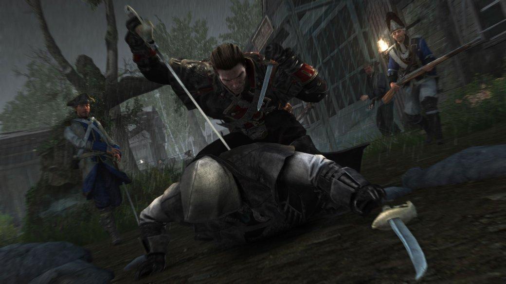 Assassin's Creed Rogue. Зло у порога | Канобу