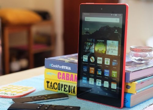 Amazon обновила взрослые идетские бюджетные планшеты All-New Fire 7и7Kids Edition