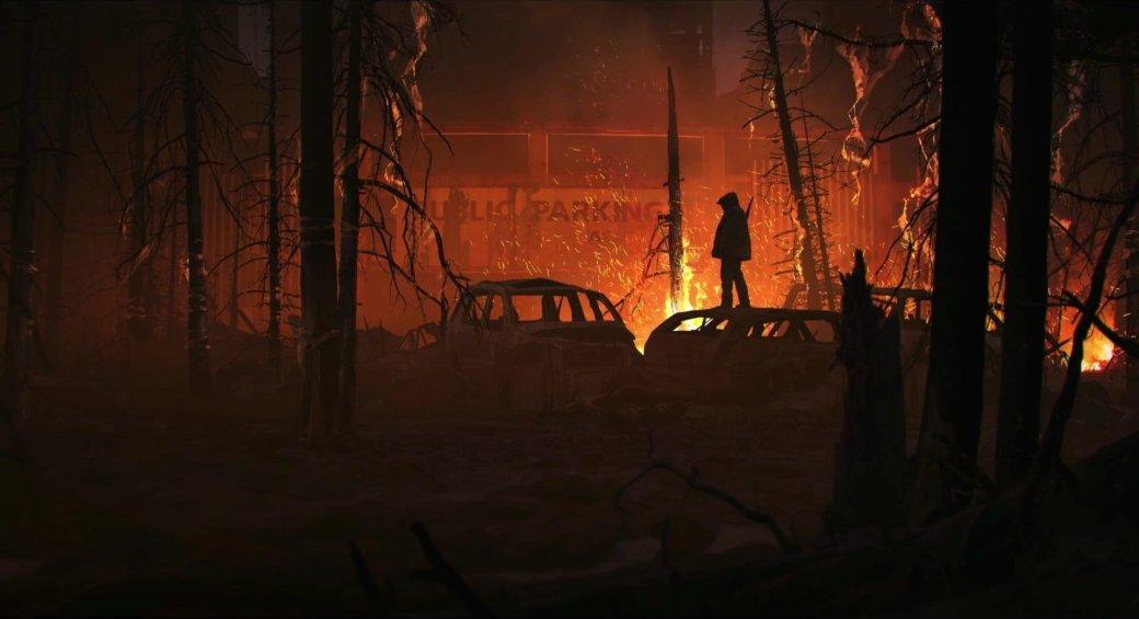 Где пройдут события The Last ofUs: Part2? Интерактивная карта серии | Канобу