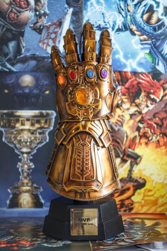 PSG.LGD — чемпионы EPICENTER XL. Перчатка Бесконечности досталась fy. - Изображение 2
