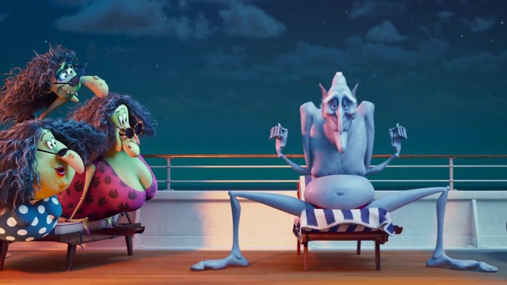 Рецензия на«Монстры наканикулах 3: Море зовет» | Канобу - Изображение 4