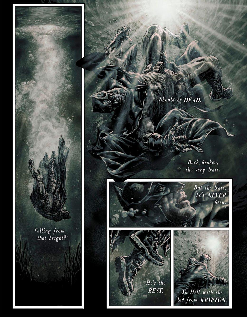 Batman: Damned— как Темный рыцарь иДжон Константин убийство Джокера расследовали | Канобу - Изображение 1