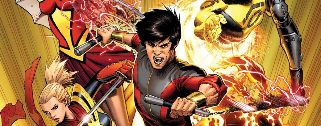 Marvel нашла режиссера для «Шан-Чи», первого фильма студии про супергероя-азиата | Канобу - Изображение 1