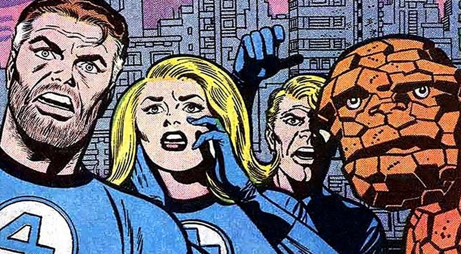 «Фантастическая четверка»— как Стэн ЛииДжек Кирби перевернули игруидля чего читать комиксы 60-х | Канобу