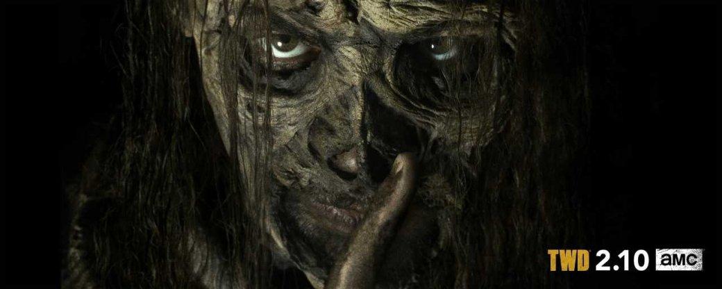 Первый взгляд наАльфу, главу Шепчущихся в«Ходячих мертвецах». Обновлено: теперь и в видео!   Канобу - Изображение 4992