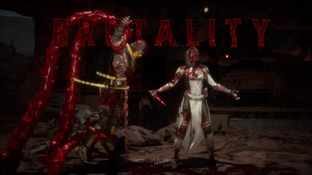 Впечатления отбета-теста Mortal Kombat 11— самый жестокий файтинг стал еще лучше, ноесть вопросы | Канобу - Изображение 4
