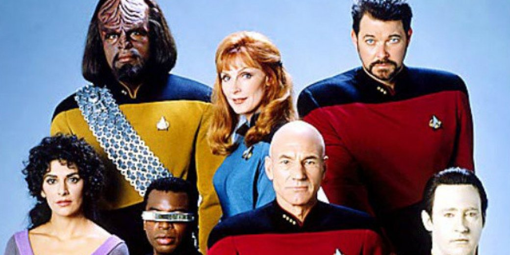 В новом сериале Star Trek прибавилось ветеранов «Пути» | Канобу - Изображение 2804