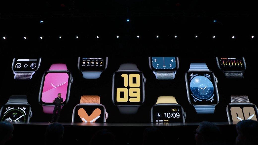 Apple представила WatchOS 6: Apple Watch стали максимально независимы отiPhone | Канобу - Изображение 1278