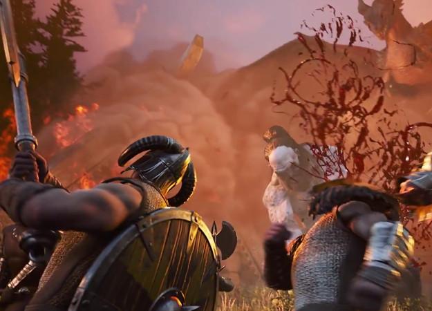 Это Скайрим или Мидгард? Первый трейлер Rune: Ragnarok запутает любого