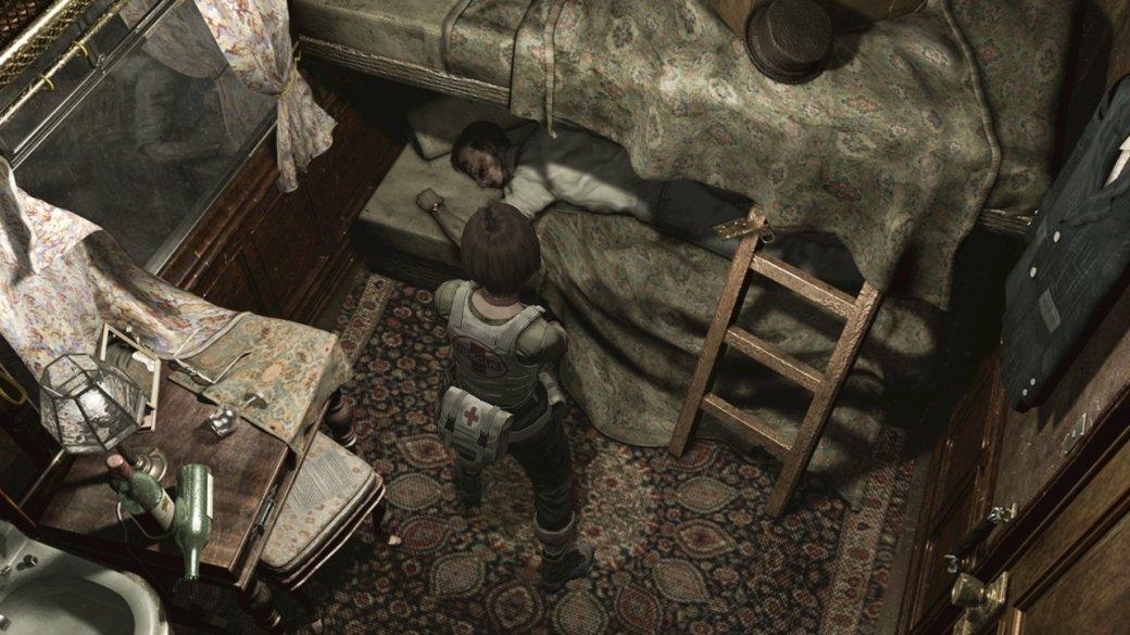 Обзор Resident Evil иResident Evil 0 наNintendo Switch | Канобу - Изображение 7