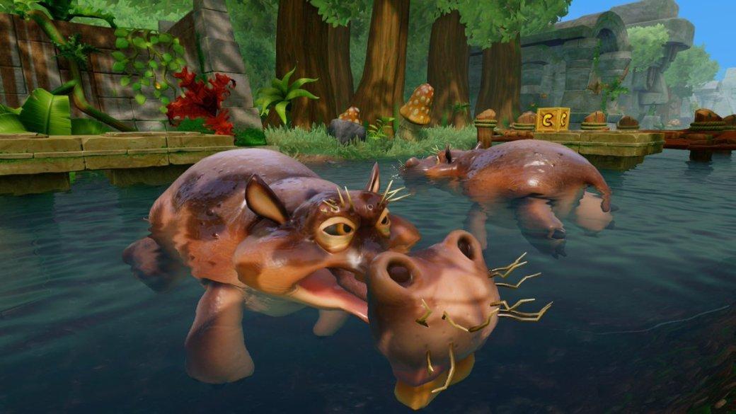 Новый геймплей искриншоты Crash BandicootN. Sane Trilogy   Канобу - Изображение 98