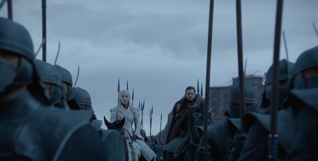 "In the fresh promo video ""Games of Thrones"" heroes are preparing for the final battle 