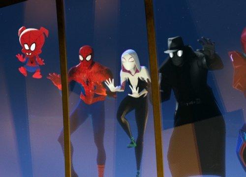 Аниматор раскрылв «Человеке-пауке: Через вселенные» новую, хорошо скрытую пасхалку соСтэном Ли