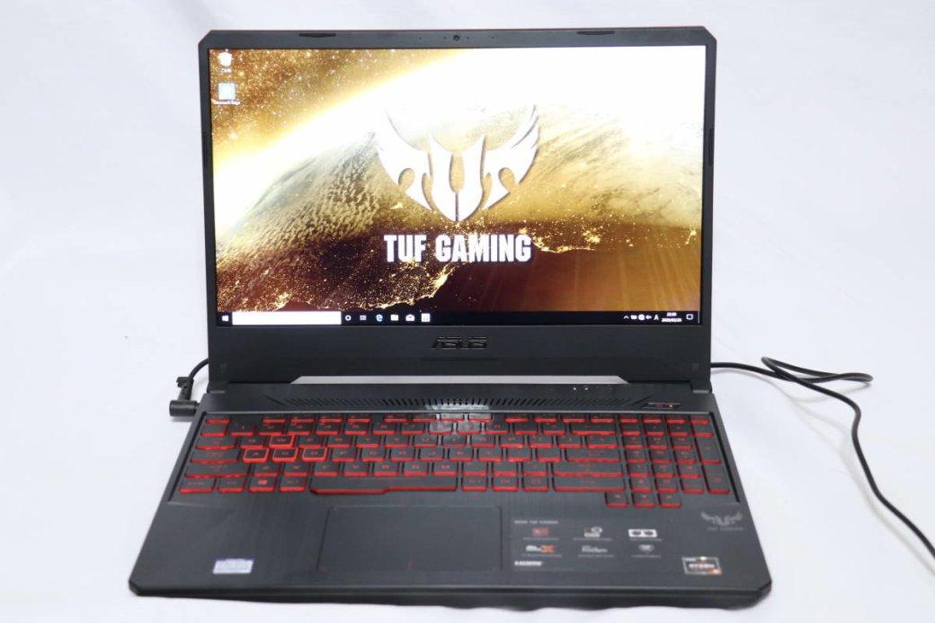 Легкие ибюджетные игровые ноутбуки: такое бывает?
