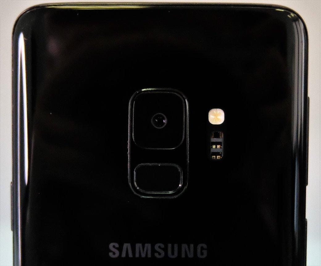 Скучно, новсе еще хорошо: Обзор Samsung Galaxy S9. - Изображение 3