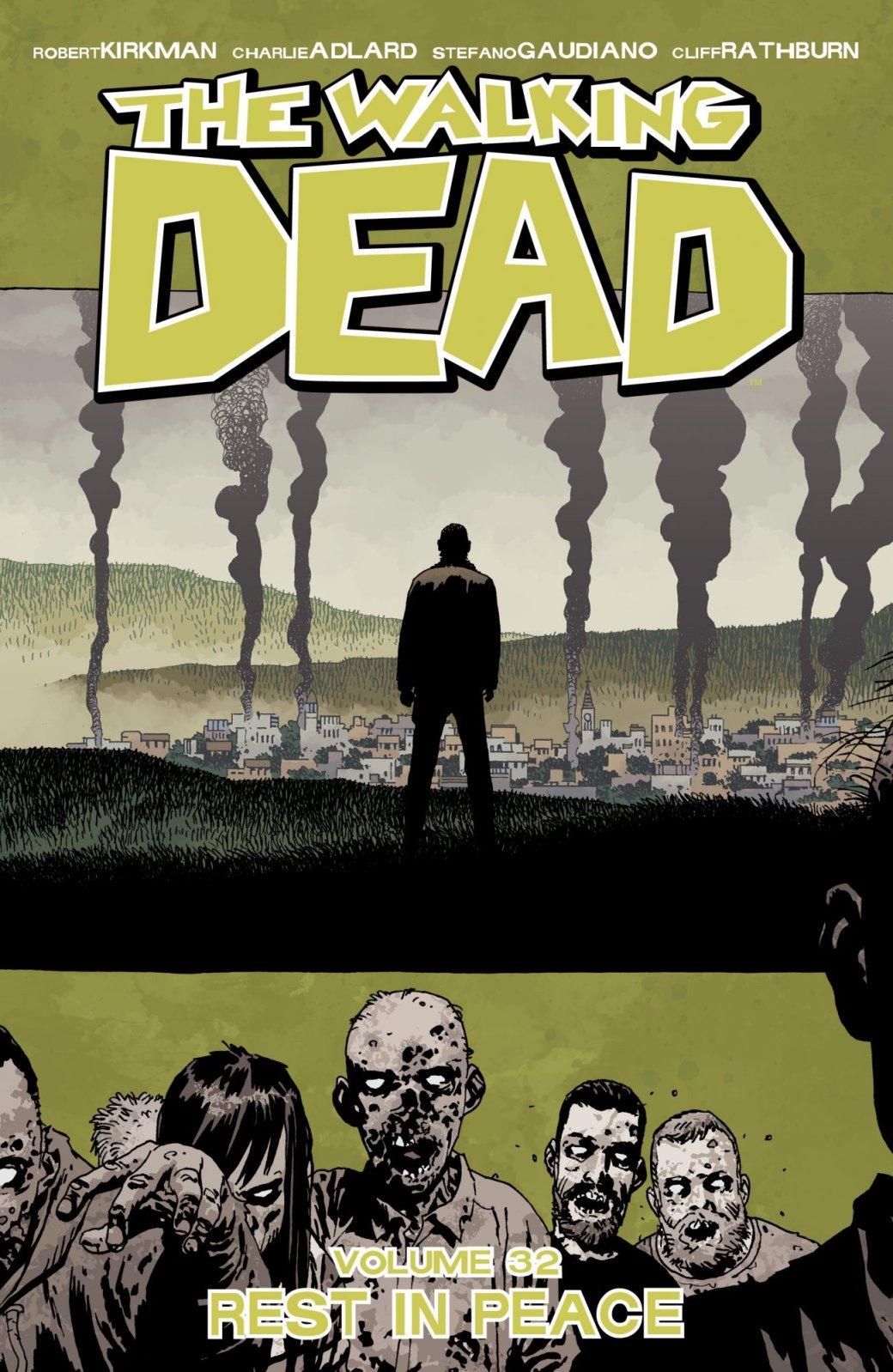 Жуткие спойлеры кновому номеру «Ходячих мертвецов» появились всети раньше времени [обновлено] | Канобу - Изображение 0
