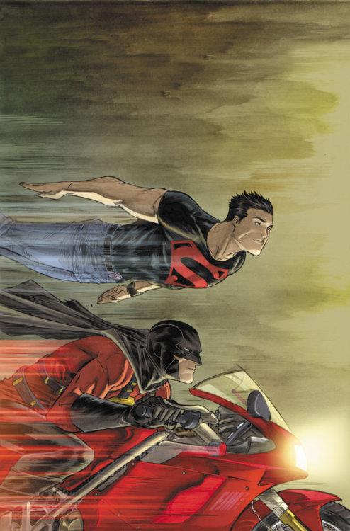 Бэтмен будущего, данетот: как два Тима Дрейка встретились настраницах комикса DC. - Изображение 11