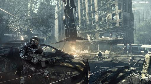 Рецензия на Crysis 2 | Канобу - Изображение 0