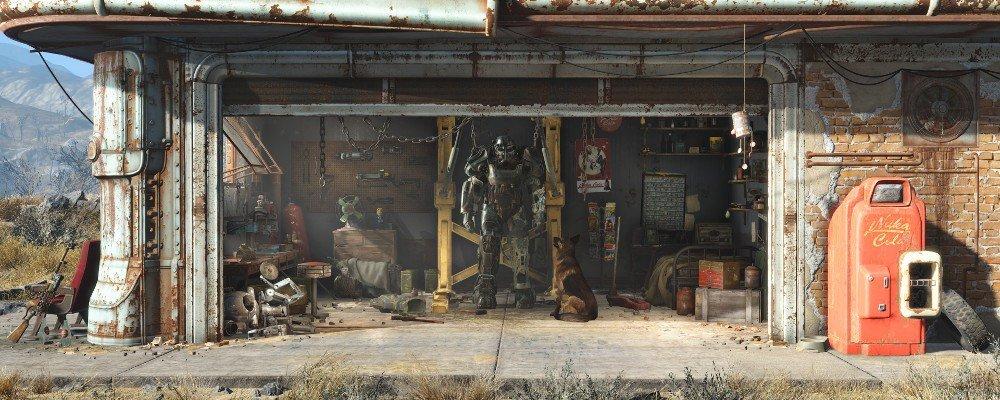 Лучший арт мира Fallout | Канобу - Изображение 54
