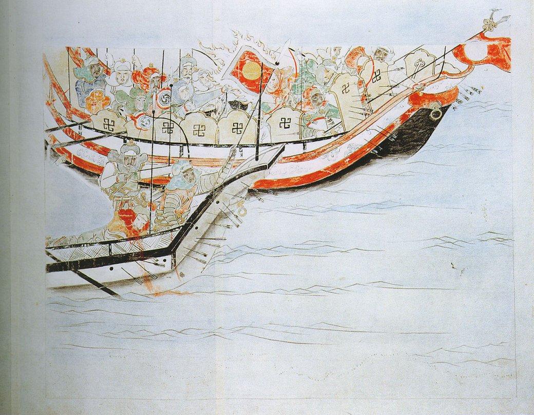 Ghost ofTsushima иреальное нападение монголов наЯпонию. Как все было насамом деле?   Канобу - Изображение 1026