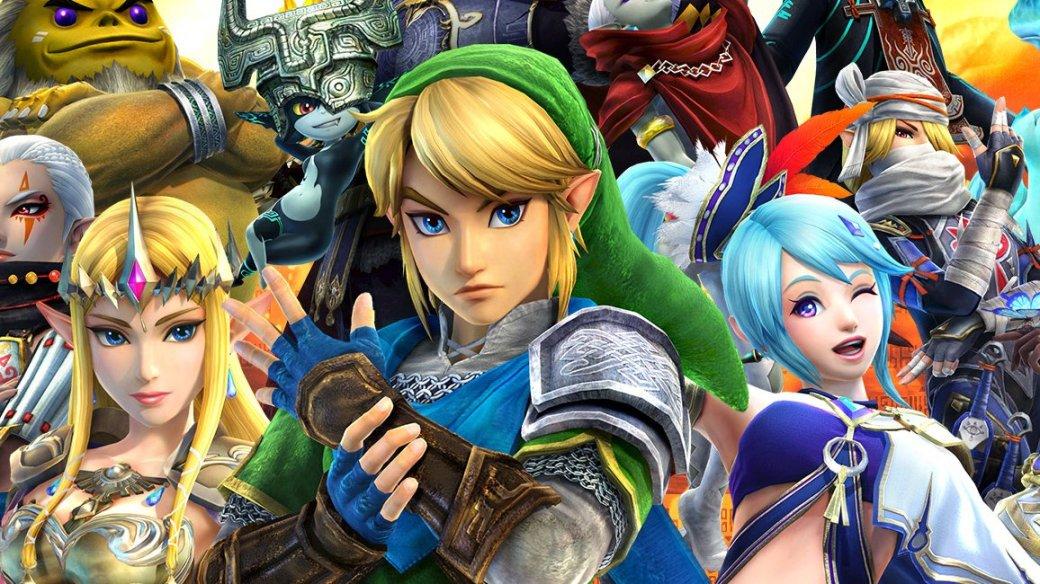 Обзор Hyrule Warriors Legends - рецензия на игру Hyrule Warriors Legends | Рецензии | Канобу