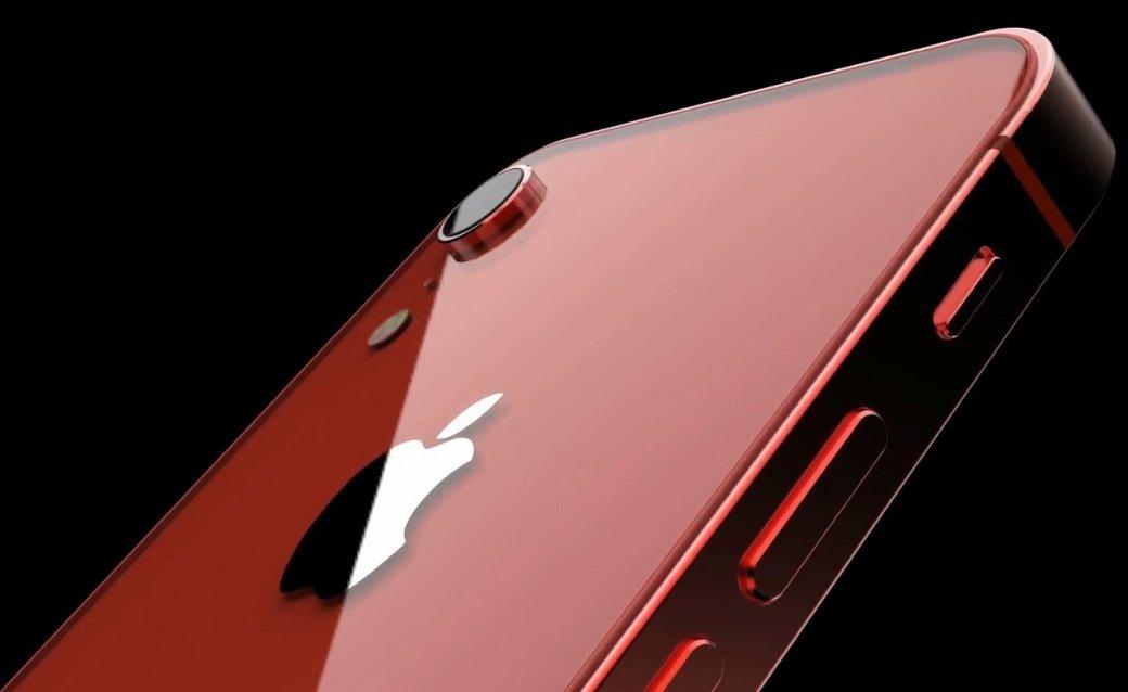 iPhone SE2на видео: полностью безрамочный экран, стеклянный корпус иобилие расцветок | Канобу - Изображение 1