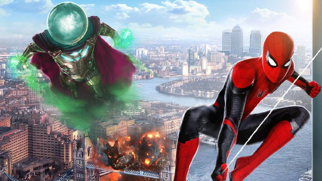 Мнение. «Человек-паук: Вдали отдома»— атмосферный сиквел, превзошедший первую часть | Канобу - Изображение 338