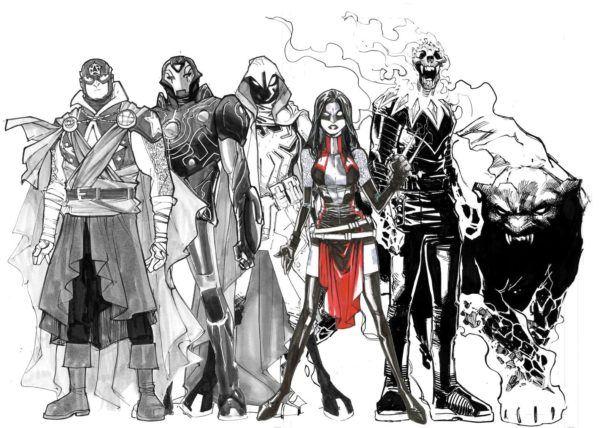 Капитан Америка иДоктор Стрэндж? Тор иЖелезный человек? Новый комикс Marvel огибридах супергероев | Канобу - Изображение 1