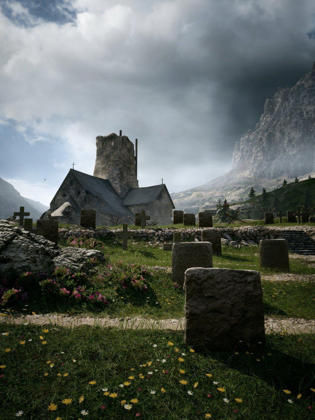Изумительные скриншоты Battlefield 1 | Канобу - Изображение 8321