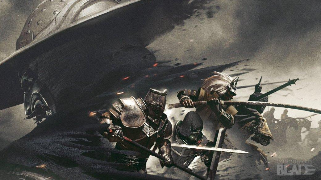 Превью Сonqueror's Blade— тактическая MMO осредневековой войне | Канобу