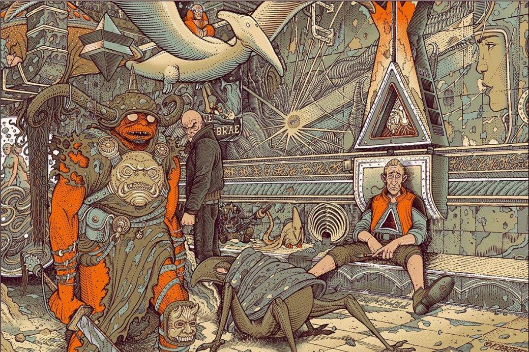 «Инкал»— классика европейской фантастики отАлехандро Ходоровски наоснове набросков«Дюны» | Канобу