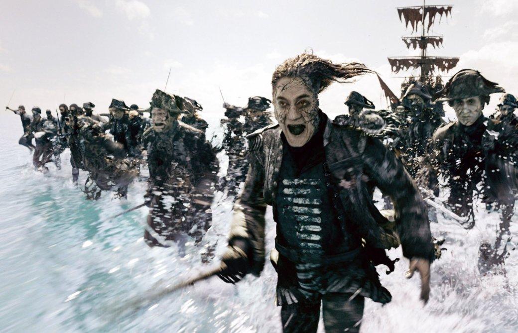 Рецензия на «Пиратов Карибского моря: Мертвецы не рассказывают сказки» | Канобу - Изображение 1118