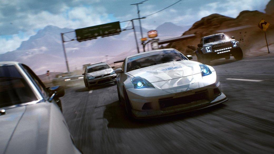 Вработе. Живые впечатления отNeed for Speed: Payback   Канобу