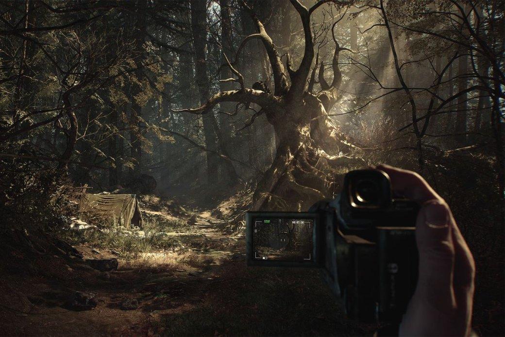 Милый песик Пуля иочень стремный лес вновом геймплее Blair Witch   Канобу - Изображение 137