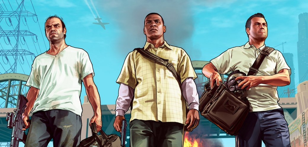 Лучшие части Grand Theft Auto - топ самых интересных игр серии GTA | Канобу